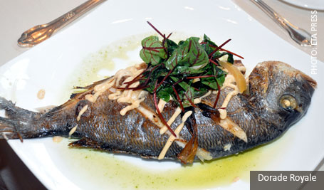 number of restaurants and households go greek when it comes to fish ...