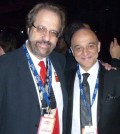 Dr. E. Mike Vasilomanolakis and Omar Akram