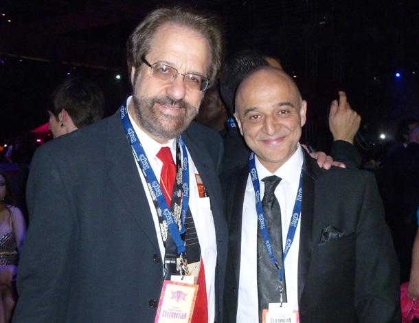 Dr. E. Mike Vasilomanolakis and Omar Akram