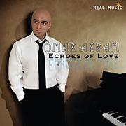 Omar Akram - latest album Echoes of Love