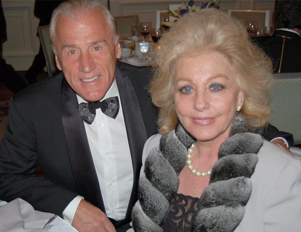 Dean and Marianne Metropoulos Photo: Demetrios Rhompotis