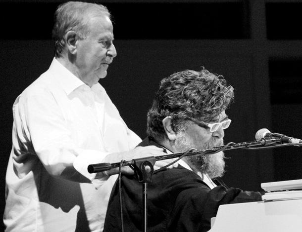 Composer Yannis Spanos