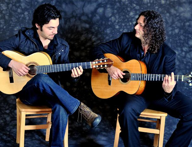 Goran Ivanovic and Andreas Kapsalis