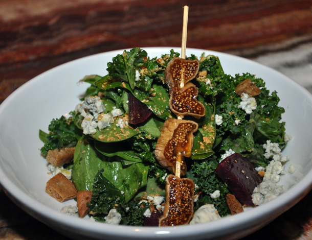 STIX SIGNATURE FARMER'S BLUE SALAD