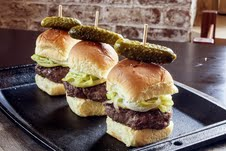 Gyro Spiced Sliders