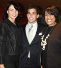 Dep. Mayor Kaliope Parthemos, George Petrocheilos, Mayor Stephanie Rawlings-Blake