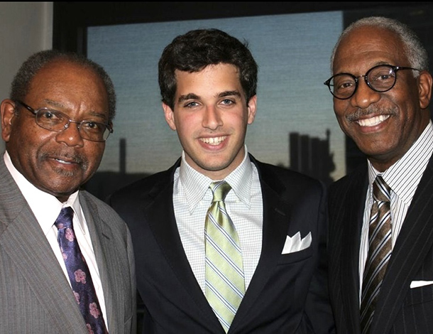 Eddie C. Brown, George Petrocheilos, Michael Cryor