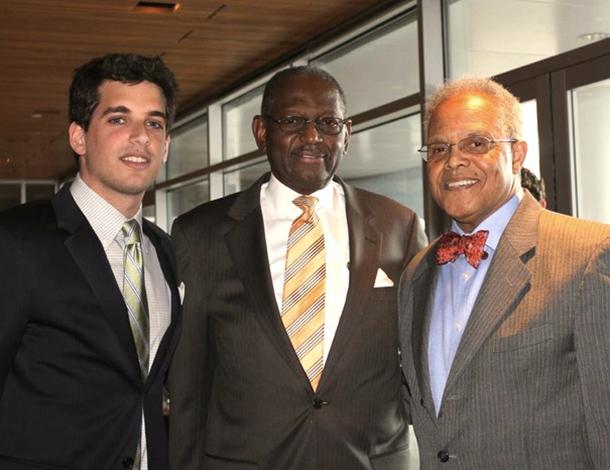 George Petrocheilos, Theo C. Rodgers, Dr. Skipp Sanders
