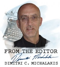 From The Editor - Dimitri C. Michalakis