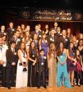 Honorees, dignitaries, hosts and scholarship recipients, PHOTO: ETA PRESS
