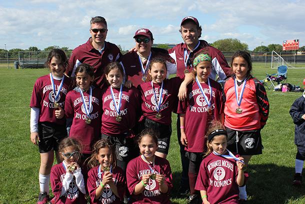 Archangel Michael Girls Soccer Teams