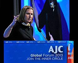 Israeli Justice Minister Tzipi Livni