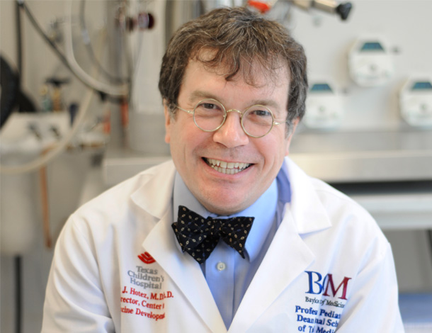 Peter Hotez, MD, PhD