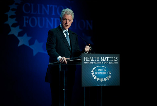 Former President Bill Clinton will be among the attendees