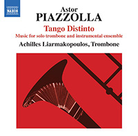 His CD with Piazzolla music