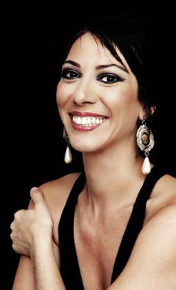 Soprano Eleni Calenos