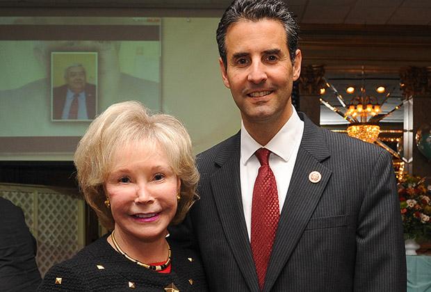 Dr. Nancy Grasmick, Congressman John P. Sarbanes