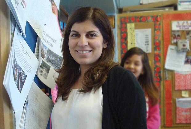 Ms. Evangelia Giamadakis