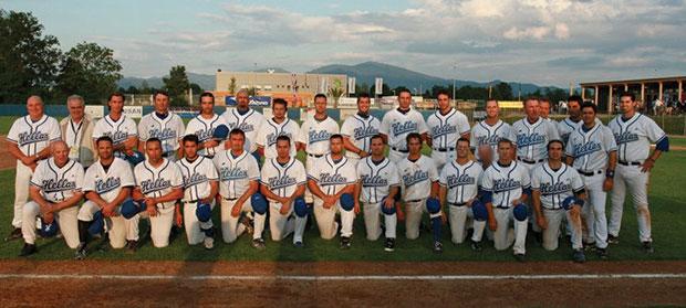 The National Baseball Team of Greece