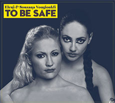 TO BE SAFE - CD Cover