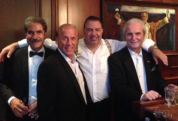 James Pantelidis, Dean Metropoulos, John Koudounis, John Calamos