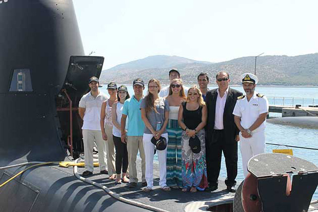 AHIF's Student Foreign Policy Study Trip to Greece and Cyprus