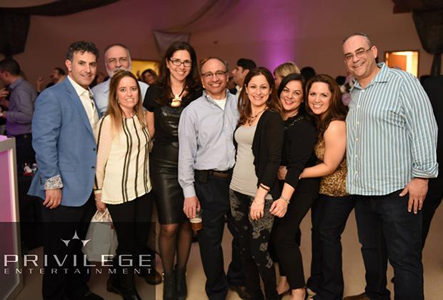 From left, Michael Bapis, Peter Stavrinos, Eleni Bapis, Mamie Fulgieri, Chris Neocleous,Susan Cavounis, Chris-Marie Tsavelis, Demetra Tsismenakis, Nick Tsismenakis