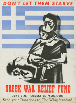 Greek War Relief Fund