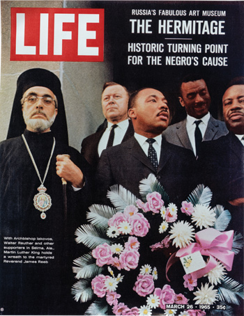 The LIFE Magazine Cover