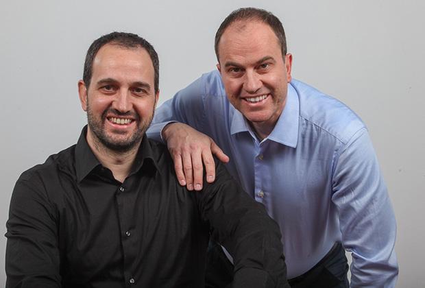 Grigoris and Petros Papaemmanouil