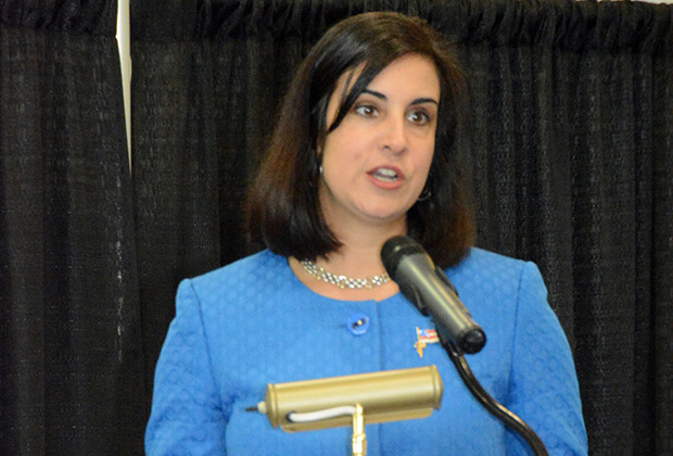 Assemblywoman Nicole Maliotakis, PHOTOS: ETA PRESS