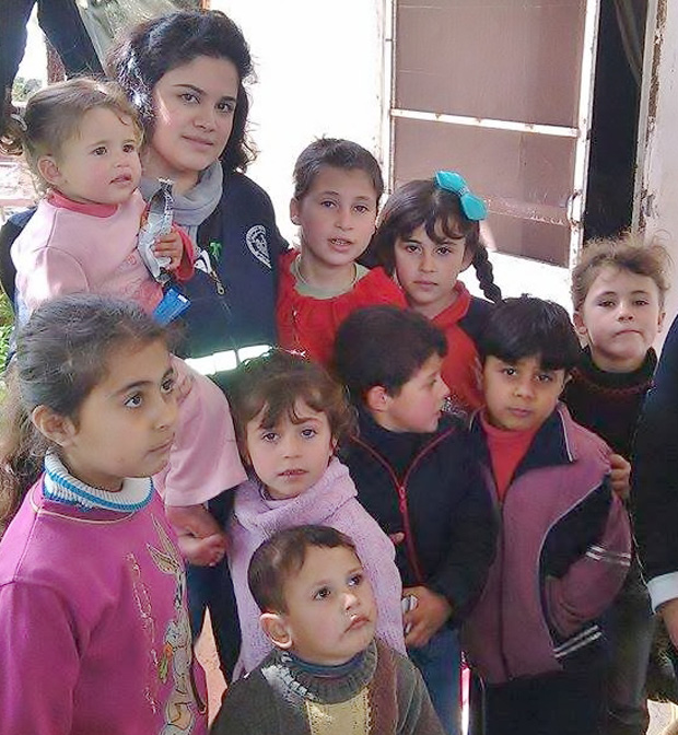 Witnessing horrors of ‪‎war and fleeing the only home you've ever known has traumatized Syria's children. ‪#IOCC with its church partner in ‪Syria, the Greek Orthodox Patriarchate of Antioch and All the East, is providing crisis counseling to these ‪displaced children from ‪‎Idlib and teaching them how to cope feelings of fear and uncertainty for the future. (photo: IOCC/GOPA)