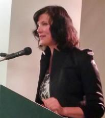 Guest Speaker Susan Korstrewa