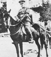 Colonel Constantine Davakes of the Greek Army. One of the key Greek leaders in stopping the Italian invasion of 1940.