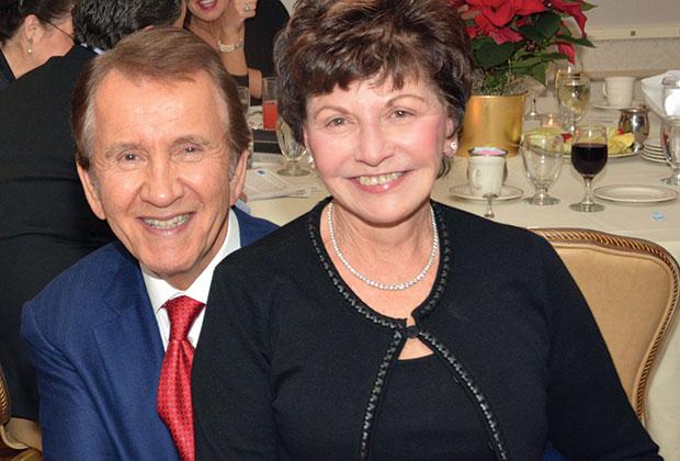 Peter & Cathy Mesologites, PHOTO: ETA PRESS
