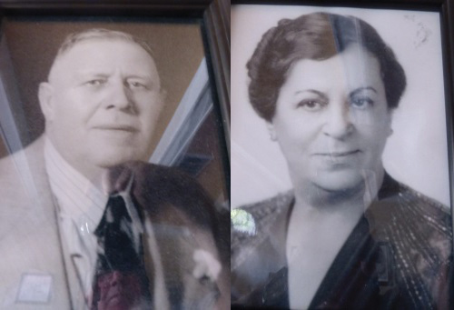 Theodor and Antonina Kiriacopulos