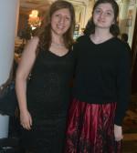Chris Salboudis with her daughter, PHOTO: ETA PRESS