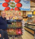 Kostas Mastoras, owner and founder of Titan Foods