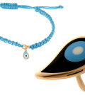 """fun"" and affordable line in 9K gold made and designed in Italy by the Greek Italian designer Elisabetta Gavelo"