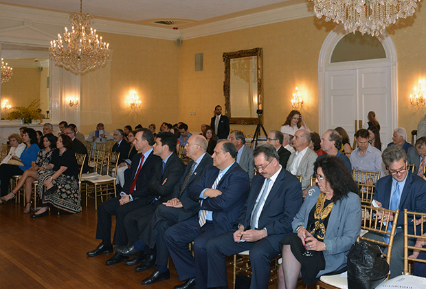 Dignitaries and attendees at the event, PHOTOS: ETA PRESS