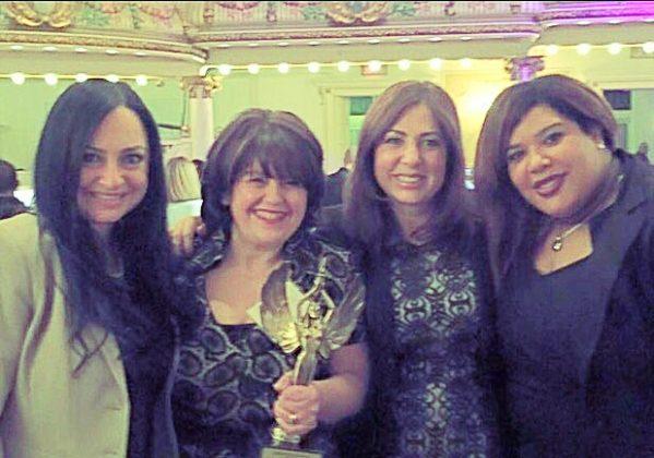 Joy, Christina, Anastasia Etimos, Natasha