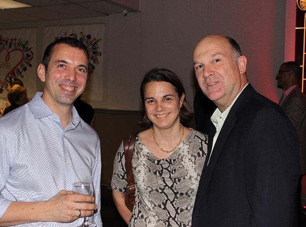Olivier Muller, Mr. & Mrs. Durcan