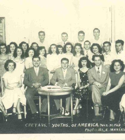 Original PYA Group of 1948.