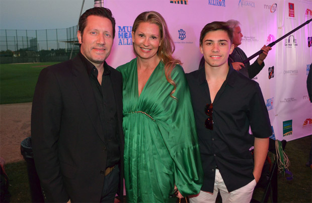 Louis, Taryn and Peter Angelos, PHOTO: YOUROBSERVER.COM