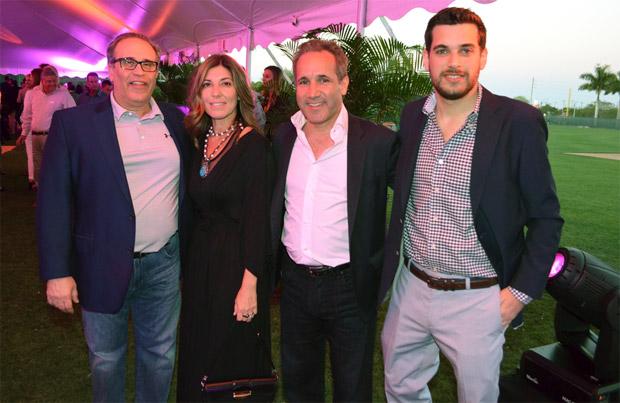 Pete Koroneos, Leslie DiPiero, John P. Angelos, George Petrocheilos, PHOTO: YOUROBSERVER.COM