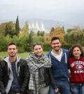 Members of the team: Joanna Goublia, Andronikos Kontos, Angelliki Anastasopoulou, Grigoris Nitas, Christina Emmanouil, Odysseas Lamtzidis