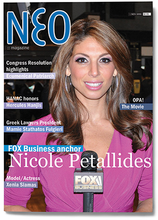 Nicole Petallides Anchor Fox Business Network To Receive Cyprus Us