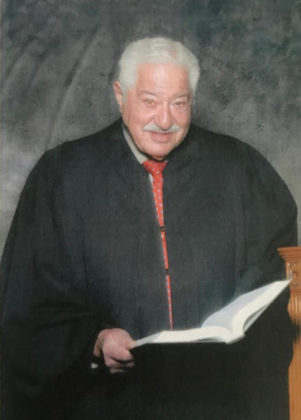 Judge Nicholas Tsoucalas