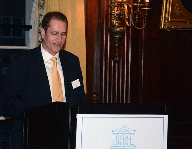 Mr. Costas Kellas, the director of HABA gave closing remarks