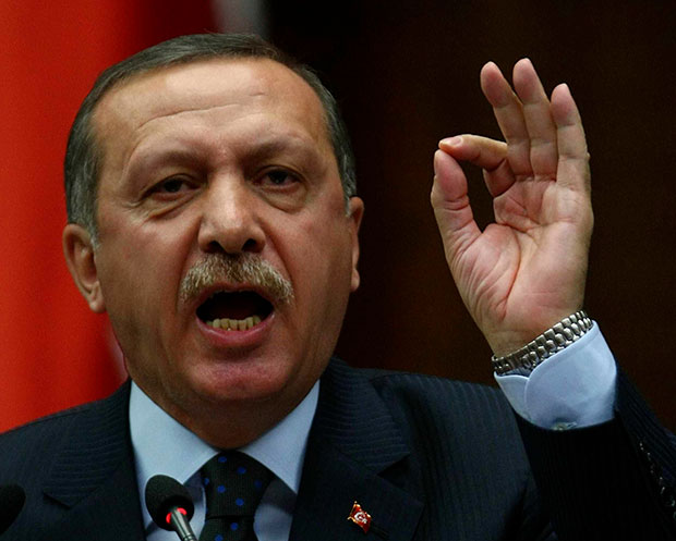 Turkey's President aka Dictator Erdogan